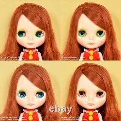 Takara Tomy Neo 12 Blythe Doll Zinochka CWC shop exclusive 1pc
