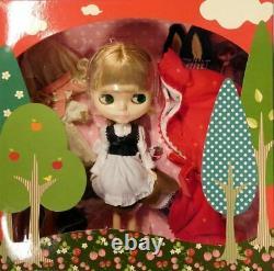 Takara Tomy Neo Blythe Doll, Black Berry Bush