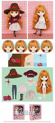 Takara Tomy Neo Blythe Doll Lumi Demetria CWC Blythe Shop Limited In Hand MISB