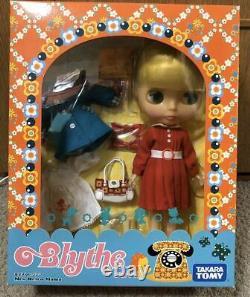Takara Tomy Neo Blythe Doll Mrs. Retro Mama from Japan Very Rare CWC limited JP