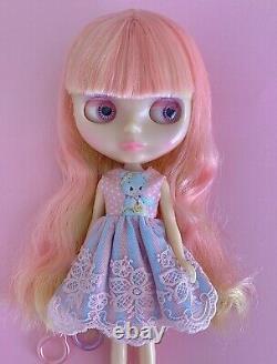 Takara Tomy Neo Blythe Doll Sprite Beauty Fashion Doll Genuine