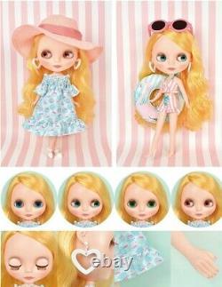 Takara Tomy Neo Blythe Fani Flamingo doll