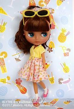 Takara Tomy Neo Blythe Limited Doll Pineapple Princess Doll Figure Japan F/S