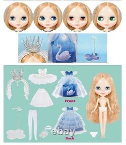 Takara Tomy Neo Blythe Odette Lake of Tears Swan Lake Doll USA Seller