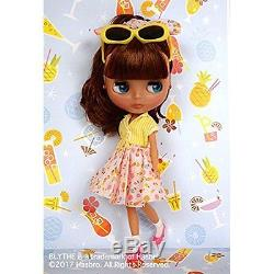 Takara Tomy Neo Blythe Pineapple Princess American 50s style Doll