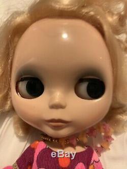 Takara Tomy Neo Blythe Prima Dolly Saffy Encore