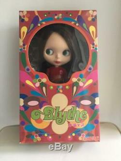 Takara Tomy Neo Blythe Rosie Red matte face BL-3 used