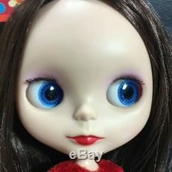 Takara Tomy Neo Blythe Rosie Red matte face BL-3 used conditon