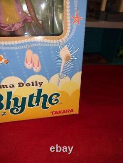 Takara Tomy Neo Blythe Saffy Prima Dolly NIB