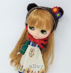 Takara Tomy Neo Blythe Shop Limited Doll Mishathyya Ryuburu Rare From Japan Mint
