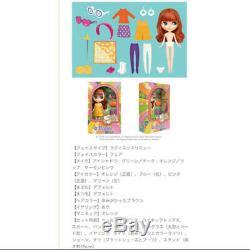 Takara Tomy Neo Blythe Shop Limited Sarah Shades Doll