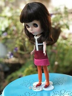 Takara Tomy Neo Blythe doll Simply Chocolate brand new