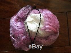 Takara Tomy Neo Blythe inspired by Dubai Pina Faure Purple