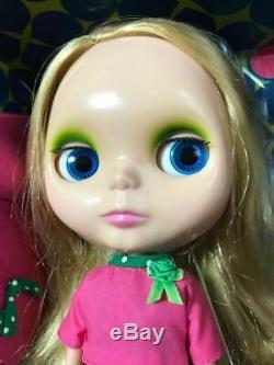 Takara Tomy ToysRus Neo Blythe Doll Dottie Dot Limited 2000 Toys R Us