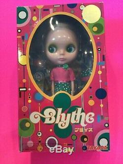 Takara Tomy ToysRus Neo Blythe Doll Dottie Dot Limited 2000 Toys R Us NIB
