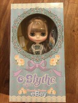 US SELLER Takara Tomy Neo Blythe Clearly Claire NRFB