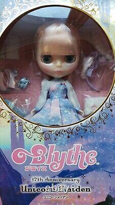 Unicorn Maiden Neo Blythe Doll NRFB, Takara Tomy 17th Anniversary CWC Limited