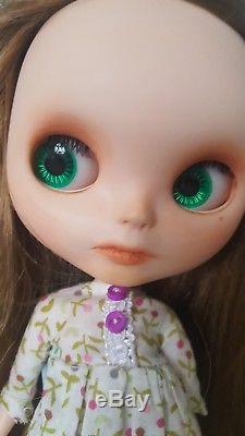 Used Blythe Doll Neo Blythe Very Vicky New /