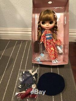 Used Customized CWC Hasbro 12 Neo Blythe Doll Slow Nimes