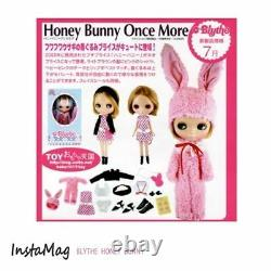 Used Liked New Neo Blythe Honey Bunny Once More