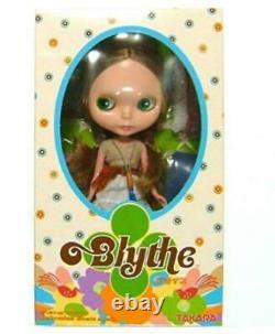 Used TAKARATOMY From Japan Neo Blythe Bohemian Beats Again Doll
